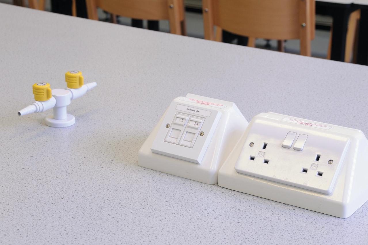 W.E. Marson educational laboratory furniture solutions