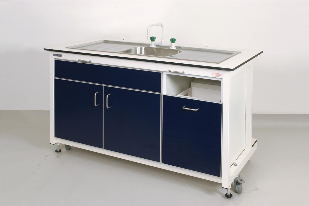 W.E. Marson flexible sink unit