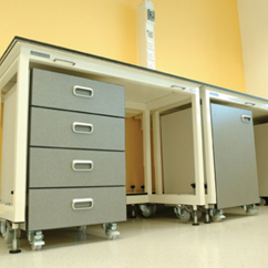 Flexi-Lab Storage Units