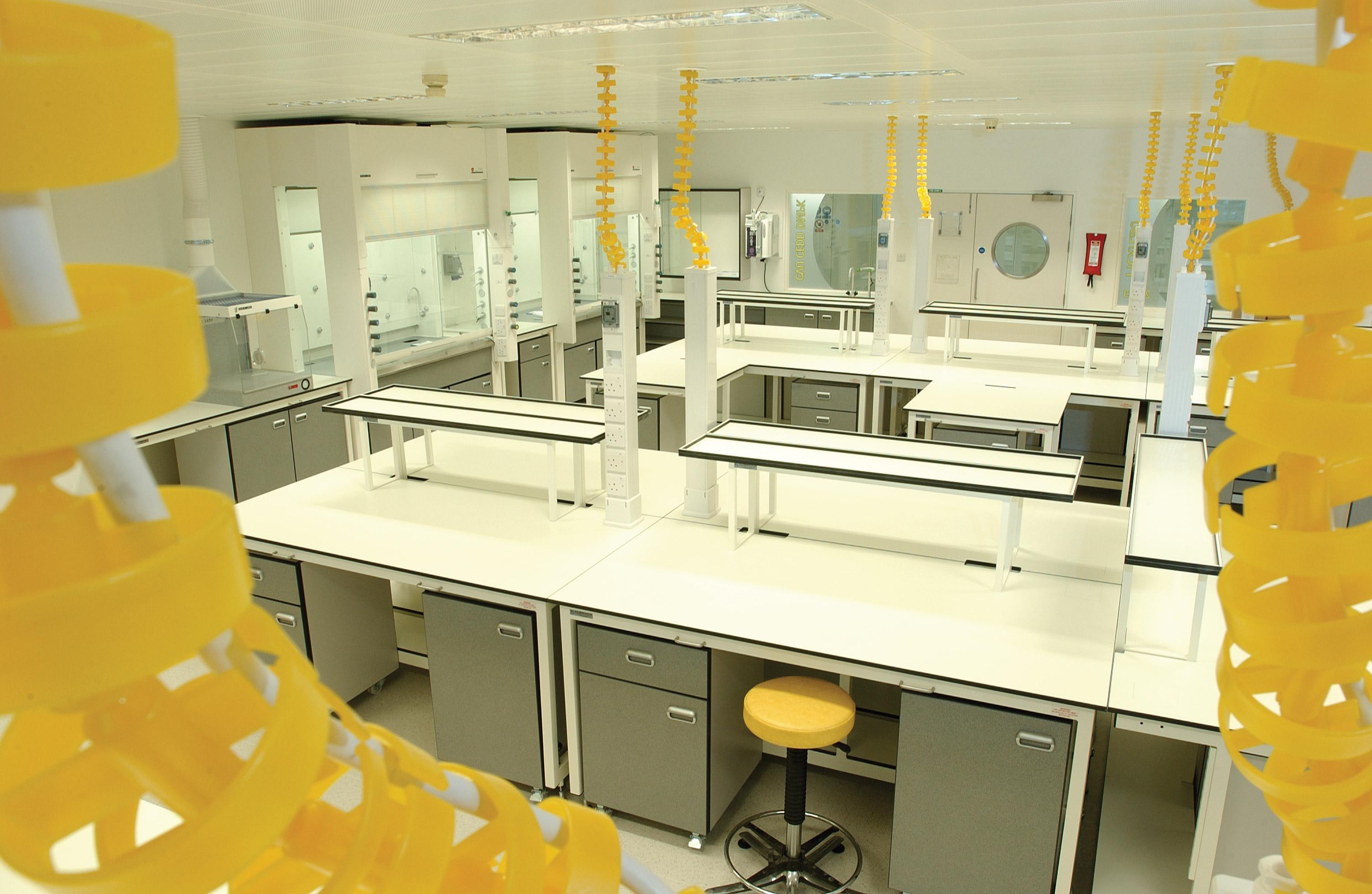 W.E. Marson flexi-lab